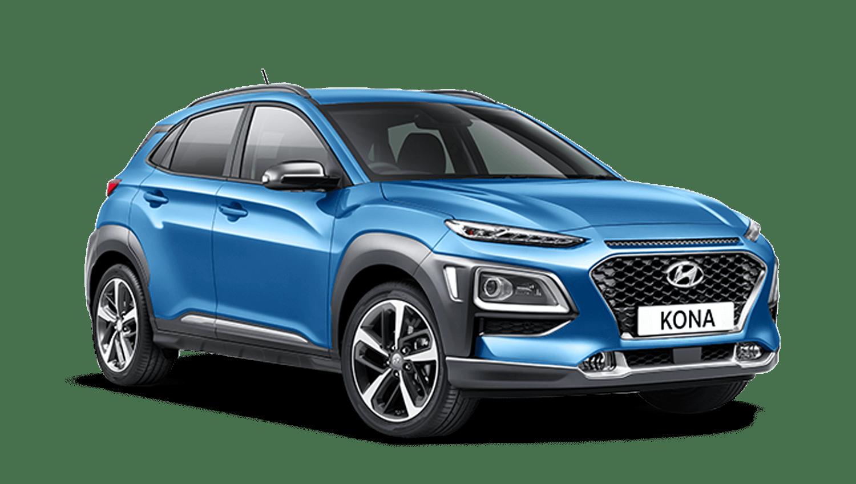 Blue Lagoon Hyundai Kona