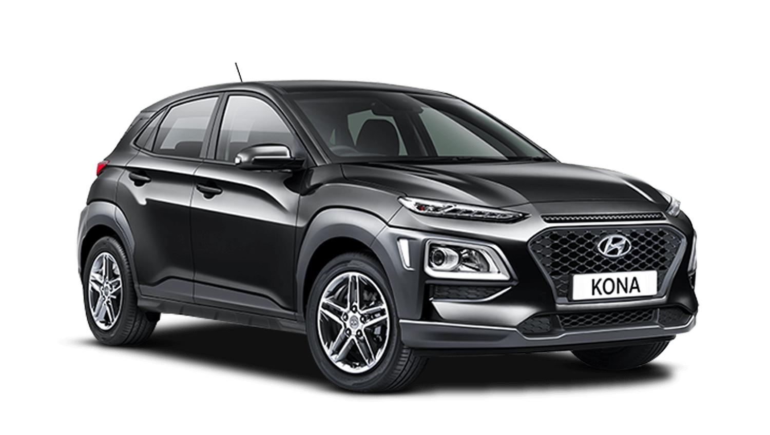 Phantom Black Hyundai KONA