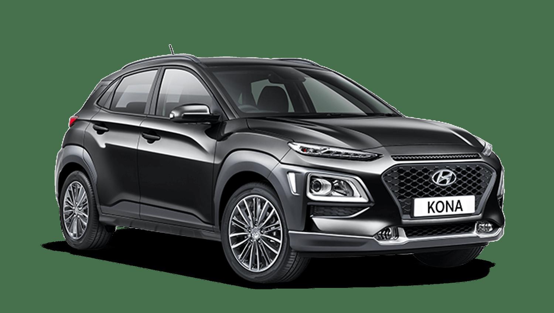 Phantom Black Hyundai Kona