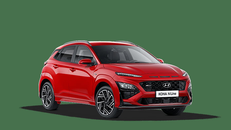 Ignite Flame New Hyundai KONA