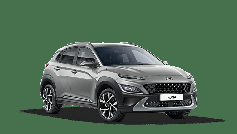Cyber Grey New Hyundai KONA