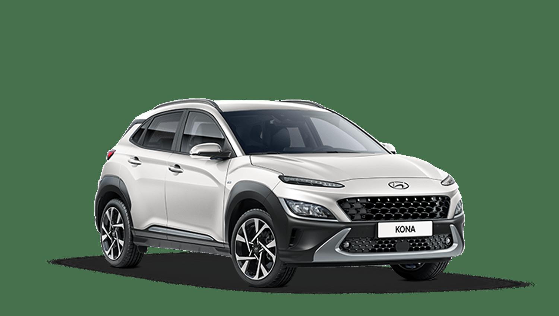 Atlas White New Hyundai KONA