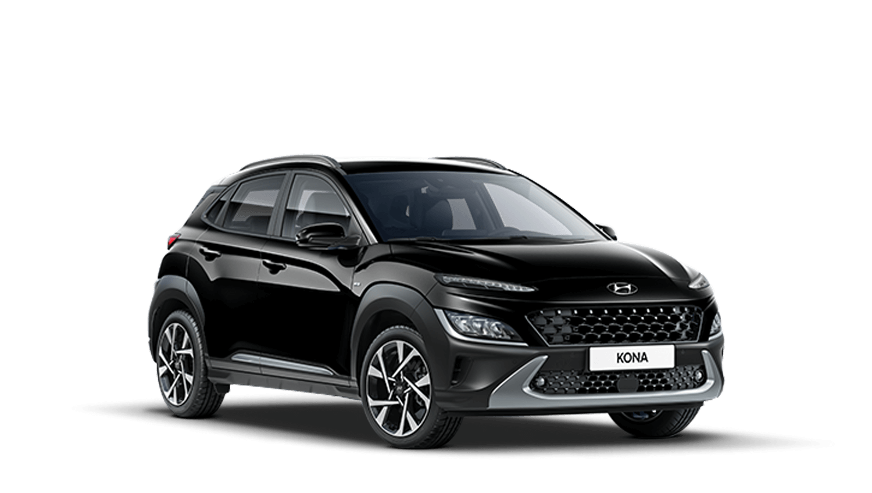Phantom Black New Hyundai KONA