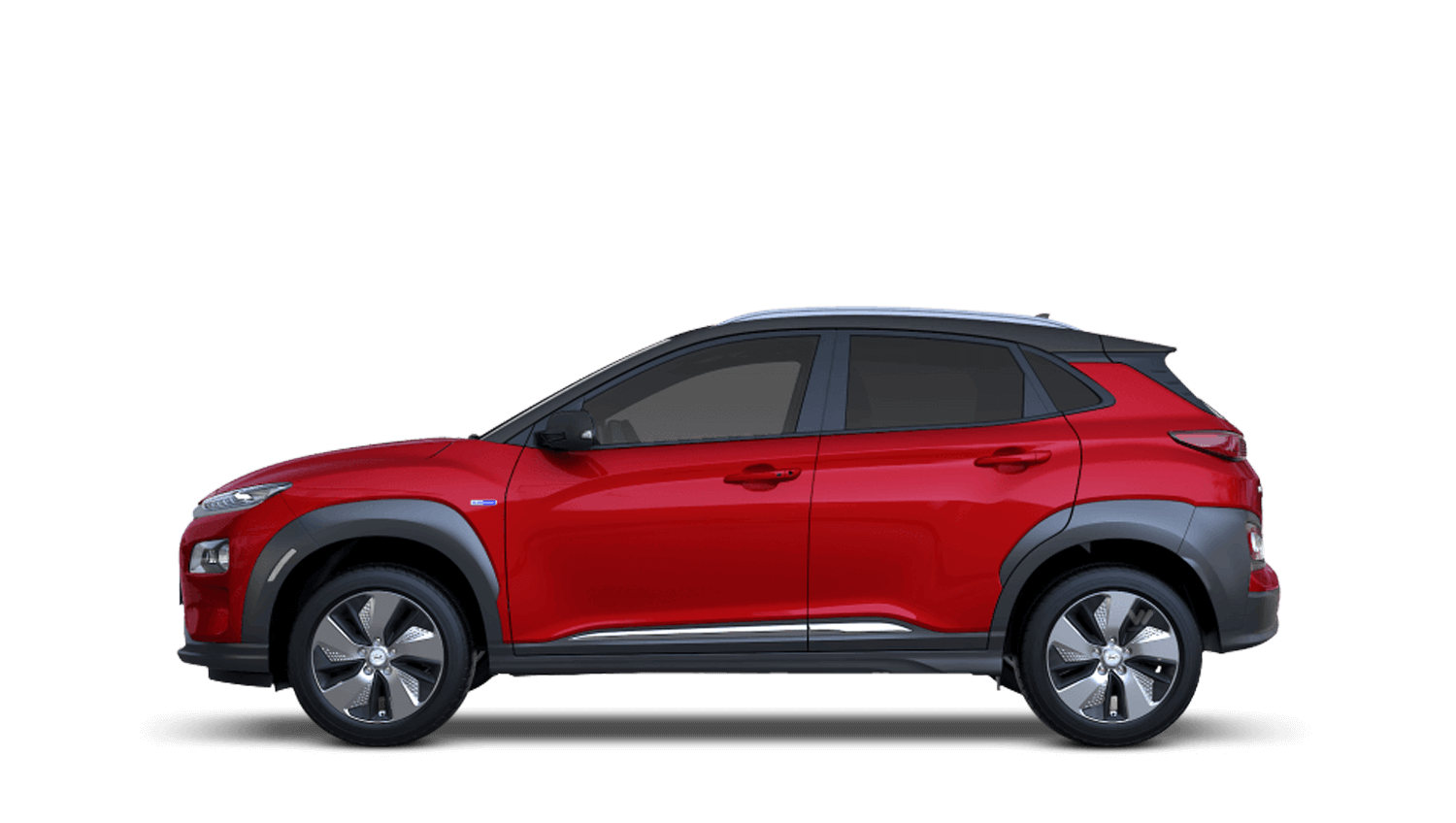Pulse Red Hyundai KONA Electric