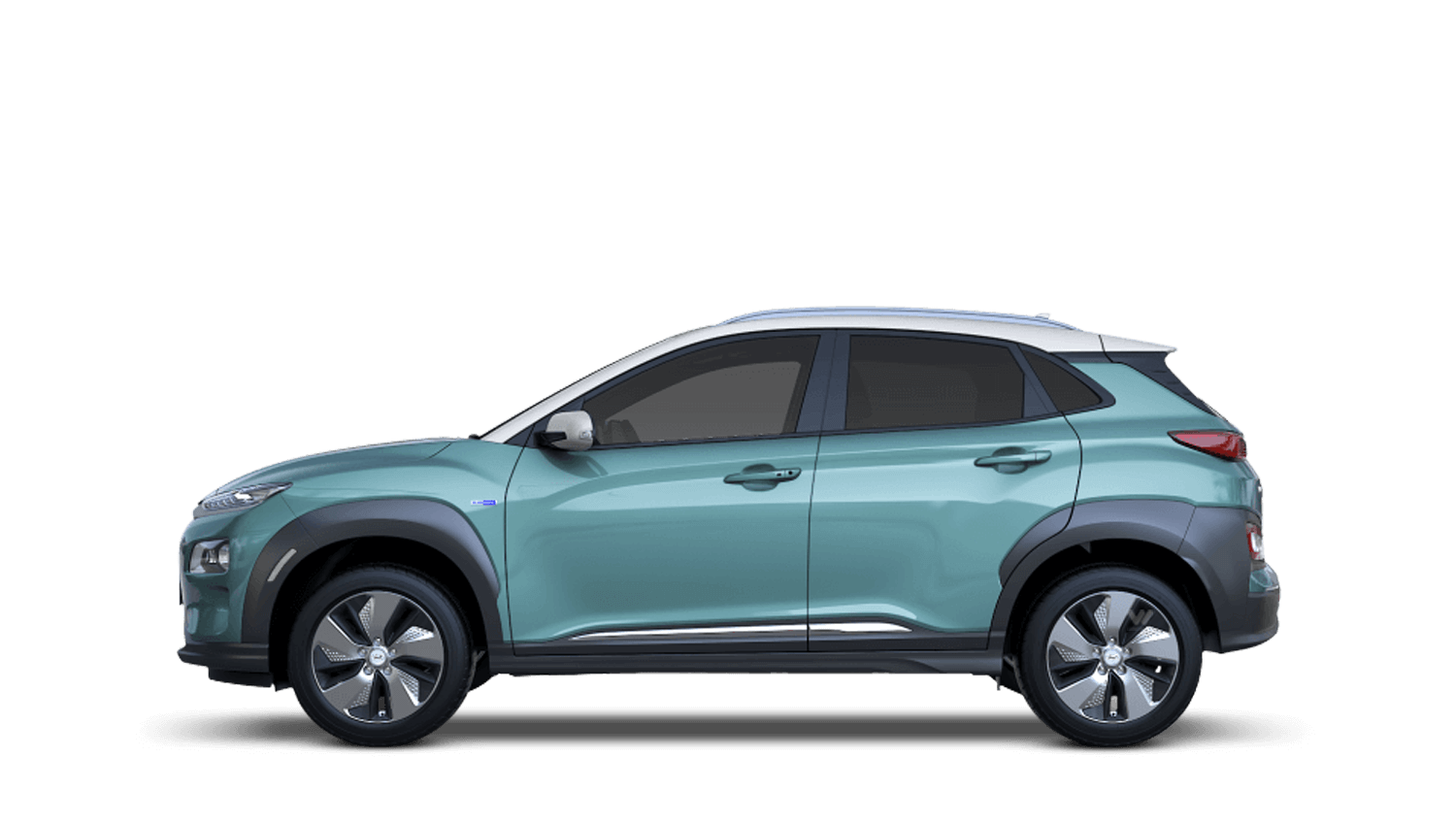 Ceramic Blue Hyundai KONA Electric