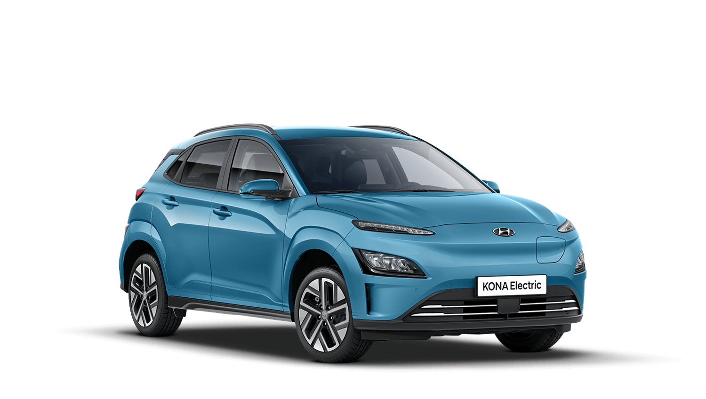 Dive in Jeju New Hyundai KONA Electric