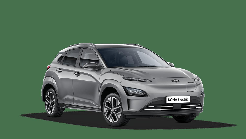 Galactic Grey New Hyundai KONA Electric