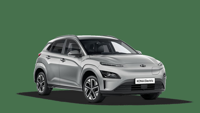 Cyber Grey New Hyundai KONA Electric