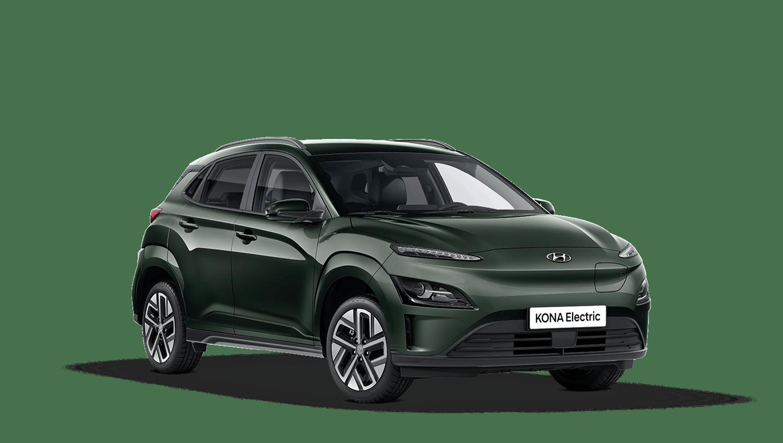 Misty Jungle New Hyundai KONA Electric
