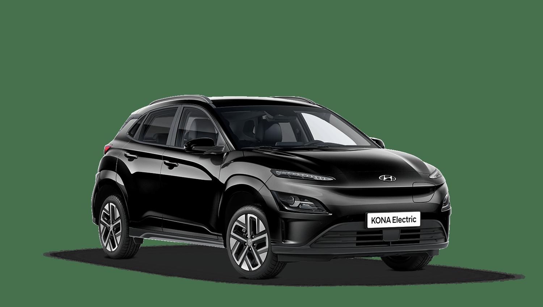 Phantom Black New Hyundai KONA Electric