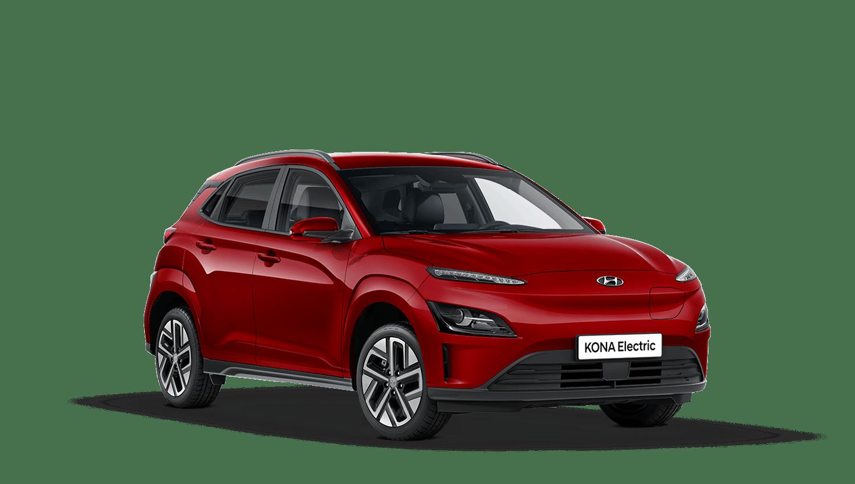 Pulse Red New Hyundai KONA Electric