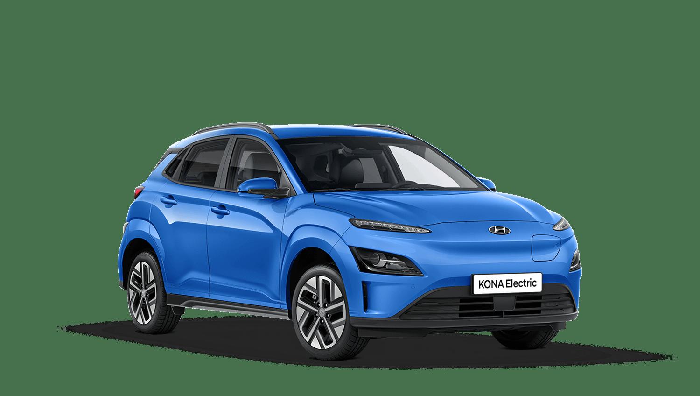 Surfy Blue New Hyundai KONA Electric