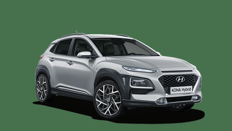 Lake Silver Hyundai KONA Hybrid