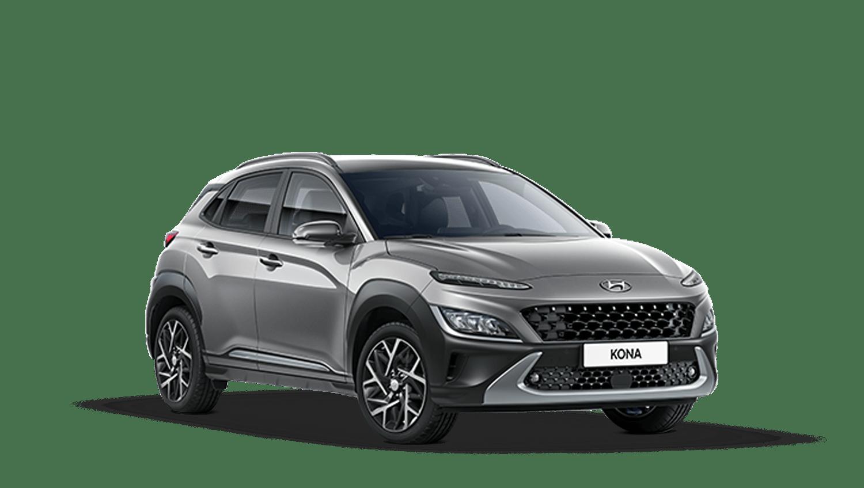 Galactic Grey New Hyundai KONA Hybrid