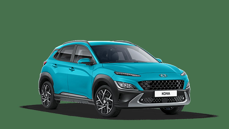 Dive in Jeju New Hyundai KONA Hybrid
