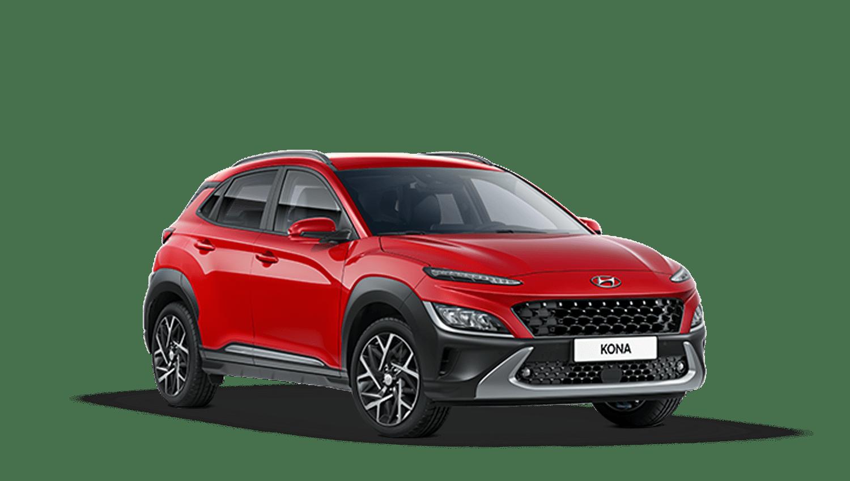 Ignite Flame New Hyundai KONA Hybrid