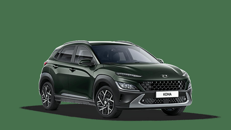 Misty Jungle New Hyundai KONA Hybrid