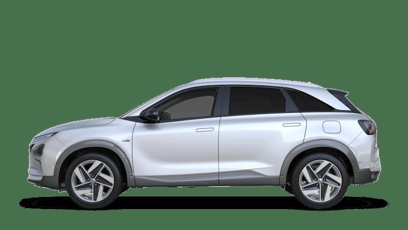 Cocoon Silver All-new Hyundai NEXO