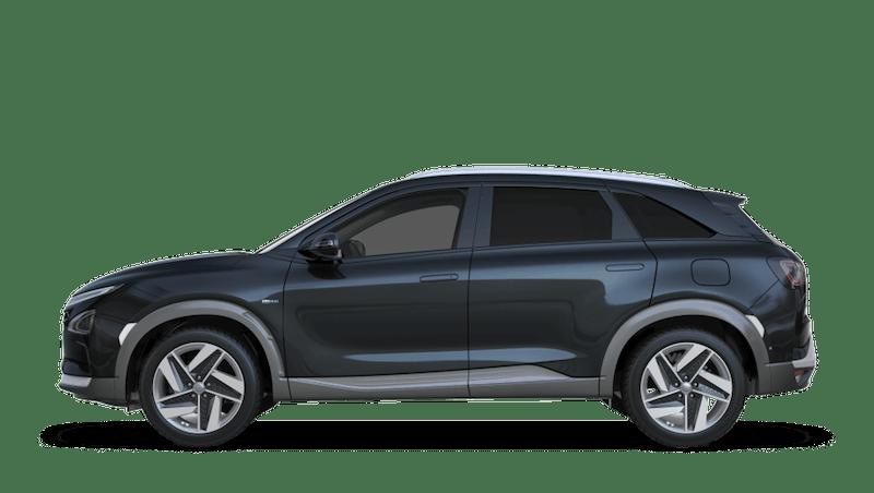 Dusk Blue All-new Hyundai NEXO