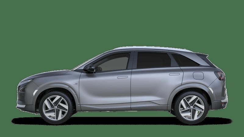 Titanium Grey All-new Hyundai NEXO