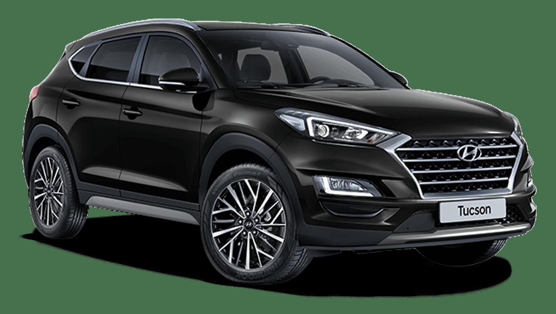 Phantom Black New Hyundai Tucson
