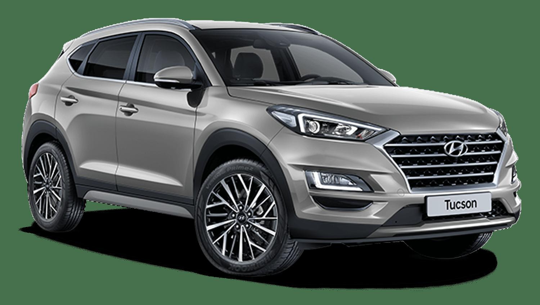 White Sand New Hyundai Tucson