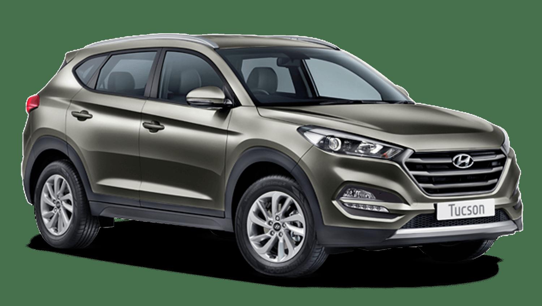 Olivine Grey New Hyundai Tucson