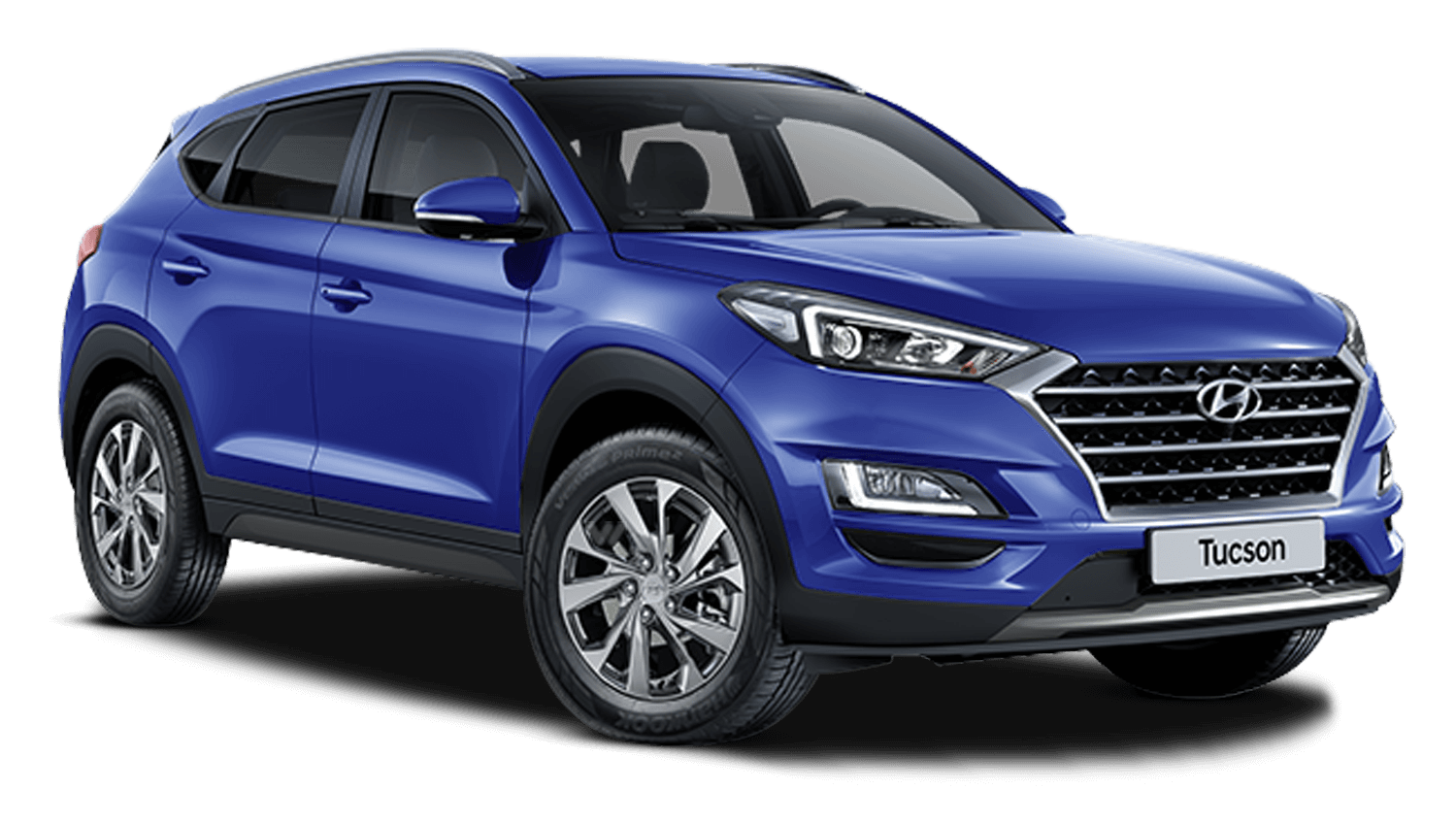 Champion Blue New Hyundai Tucson