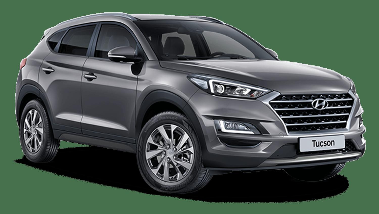 Micron Grey Hyundai Tucson