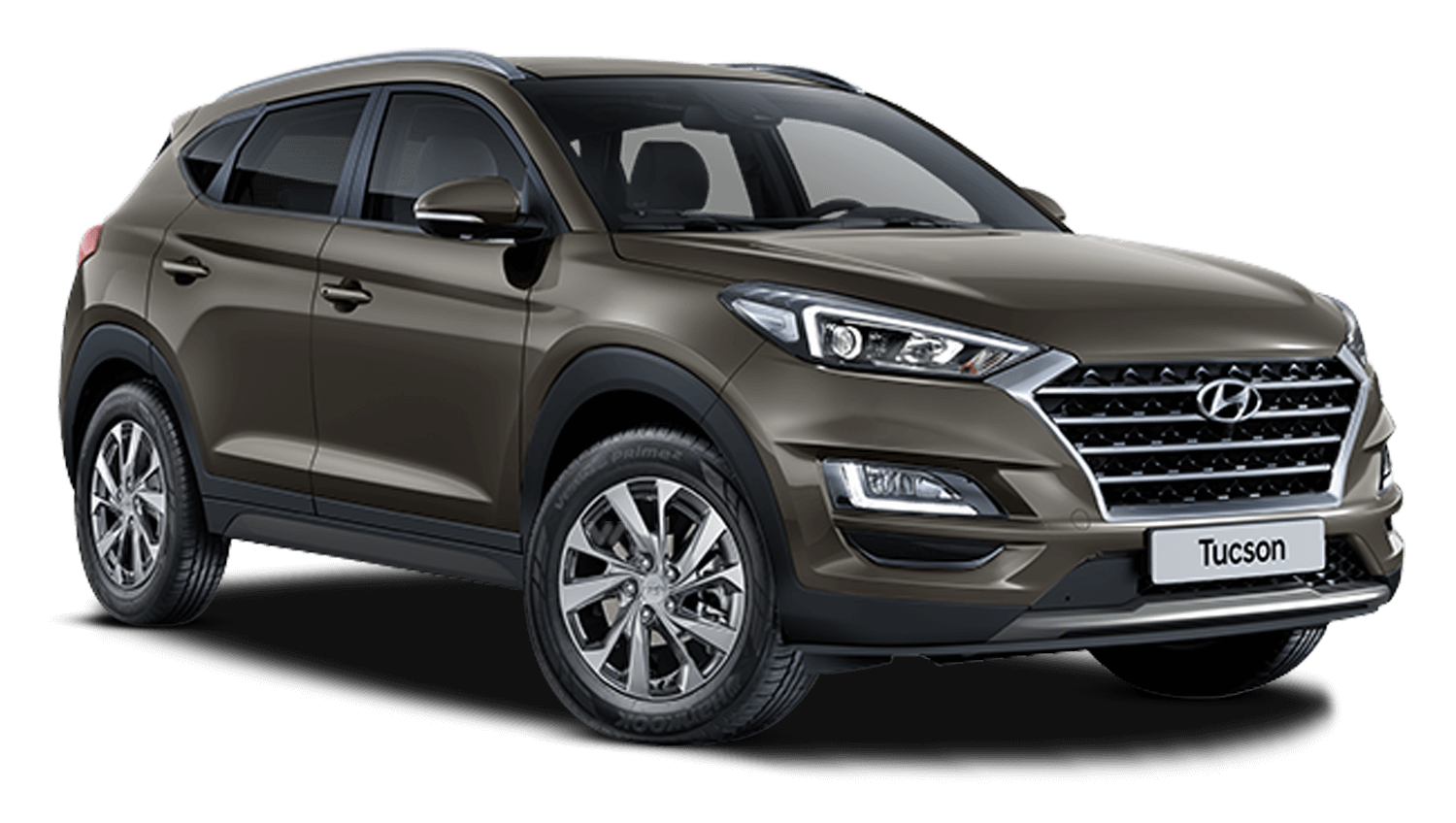 Moon Rock New Hyundai Tucson