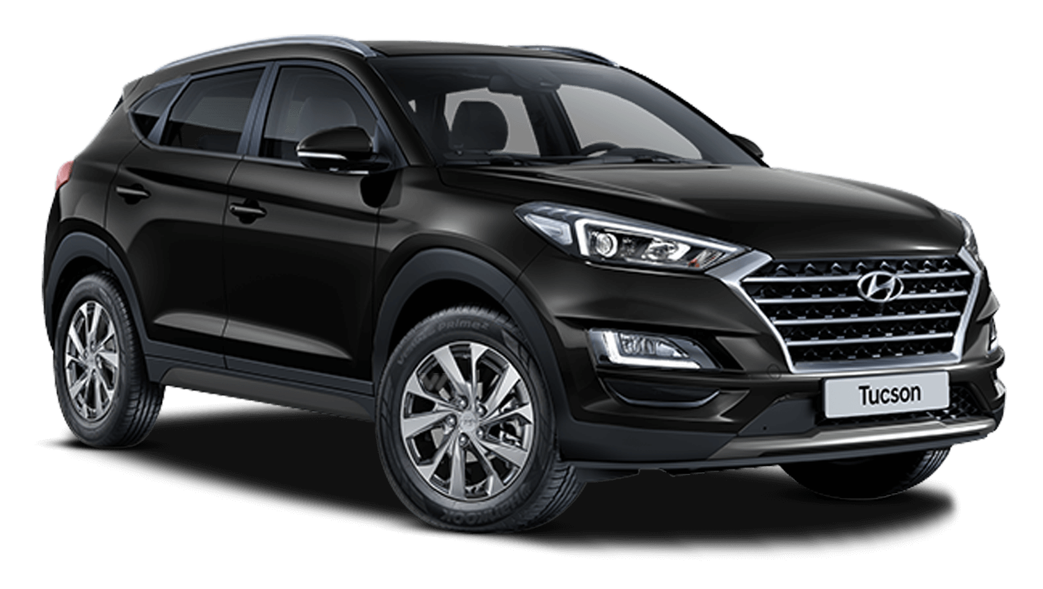 Phantom Black Hyundai Tucson
