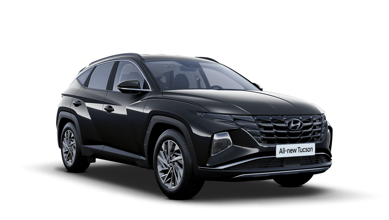 Dark Knight All-new Hyundai Tucson