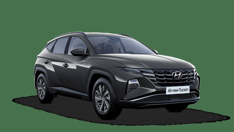Amazon Grey All-new Hyundai Tucson