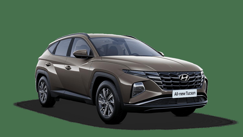 Silky Bronze All-new Hyundai Tucson