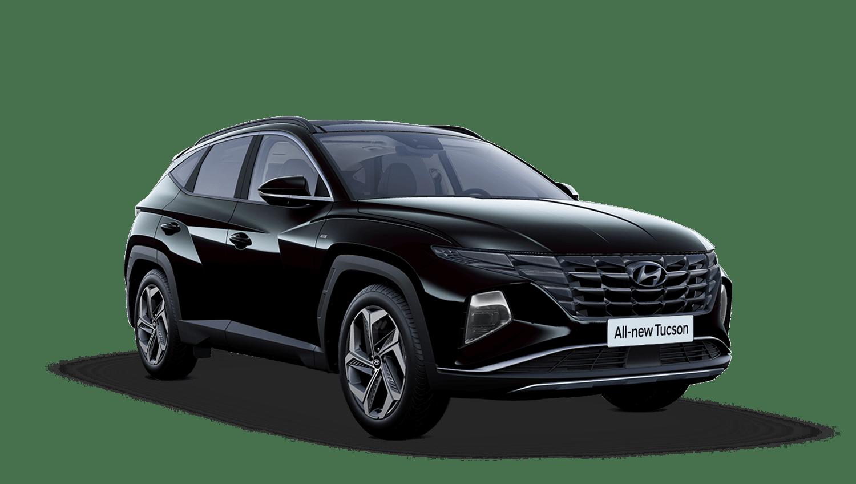 Phantom Black All-new Hyundai Tucson