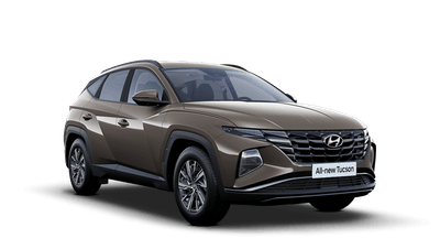 All-new Hyundai Tucson SE Connect