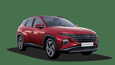 All-new Hyundai Tucson Ultimate