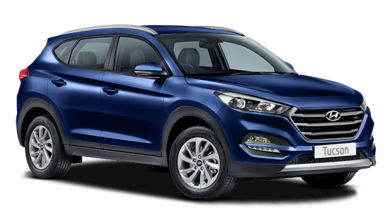 Hyundai Tucson S Connect