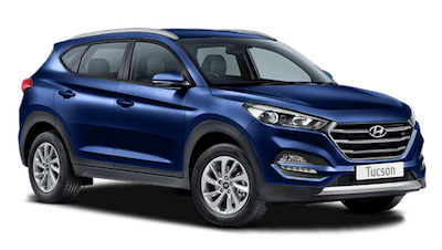 New Hyundai Tucson S Connect