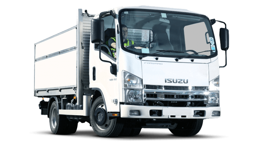 Isuzu Trucks 5.5 Ton + 6.5 Ton Forward