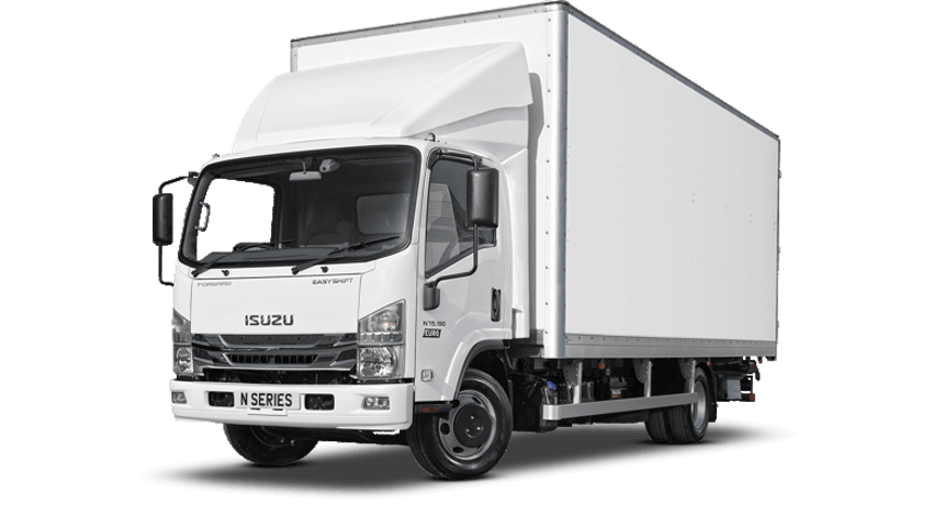 Isuzu Trucks 7.5 Ton Urban And Forward