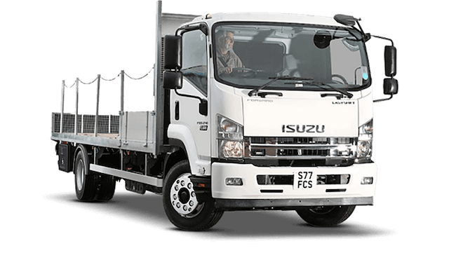 Isuzu Trucks 11 Ton + 12 Ton Forward