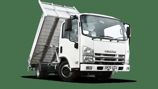 Isuzu Trucks 3.5 Ton Grafter