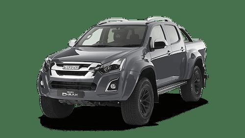 Isuzu D-MAX Arctic Truck