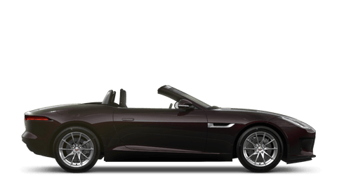 Jaguar F-Type Convertible Entry