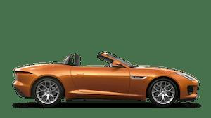 Jaguar F-Type Convertible R-Dynamic