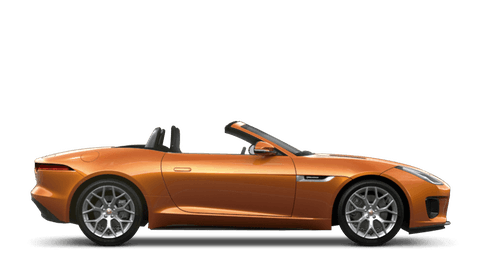 Jaguar F-Type Convertible R-Dynamic