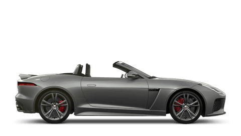 Jaguar F-Type Convertible SVR