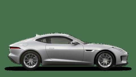 Jaguar F-Type Coupe Entry