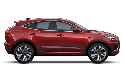 New Jaguar E-PACE 2642